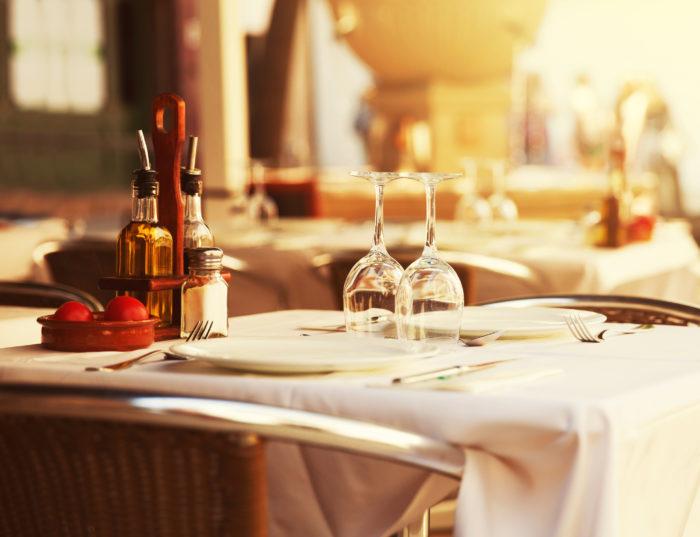Restaurangförtvå