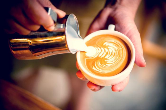 Kaffe avsmakning