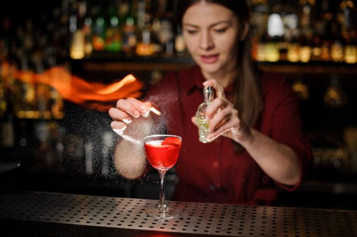 Bartender för en kväll