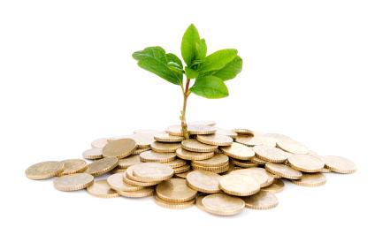 Få pengar att växa genom att spara