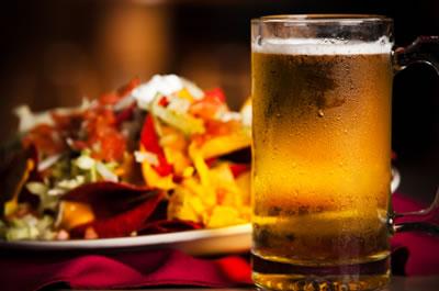 Öl och mat i kombination
