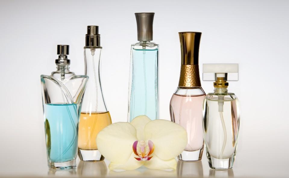 Skapa din egen parfym!